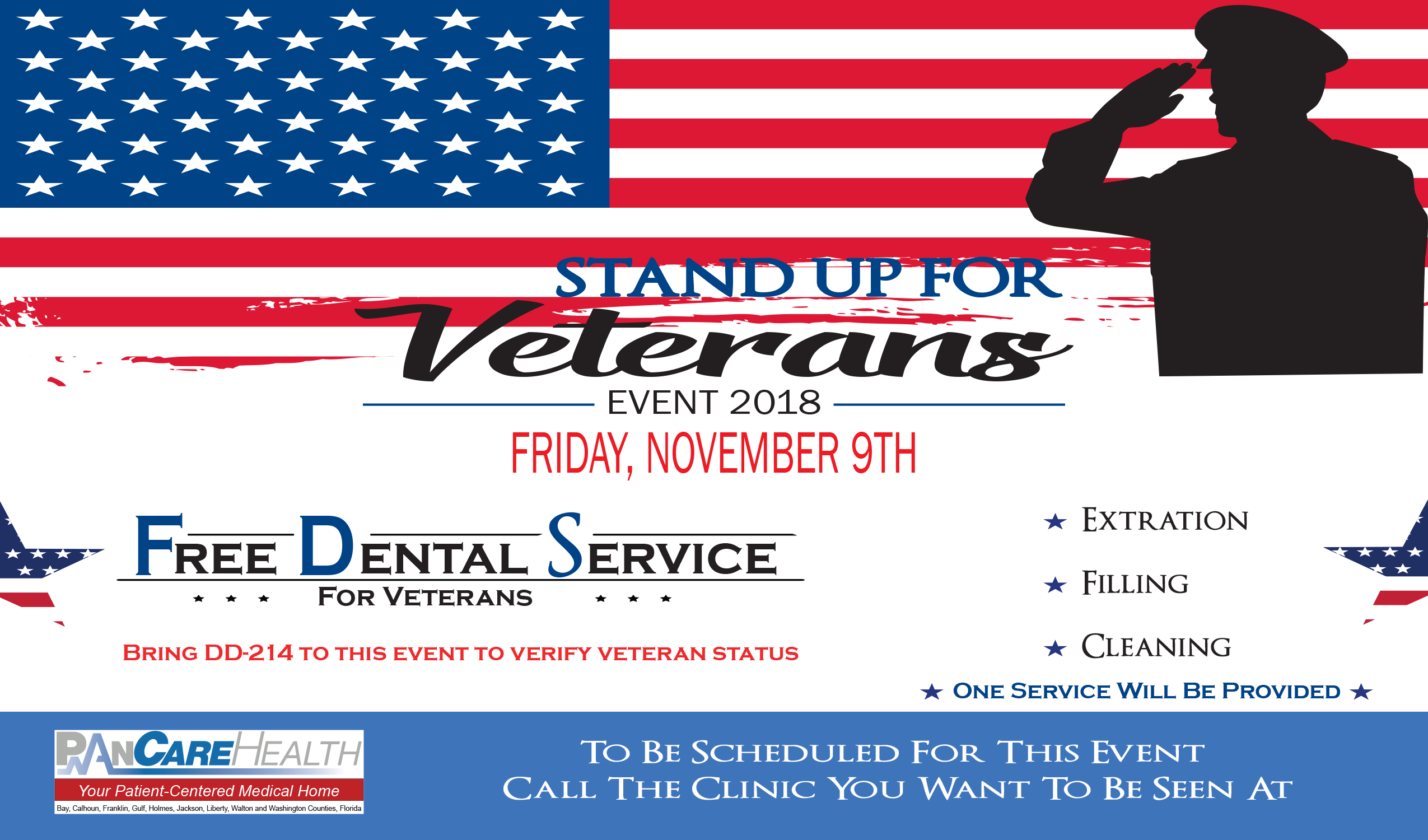 Stand Up To Veterans Dental