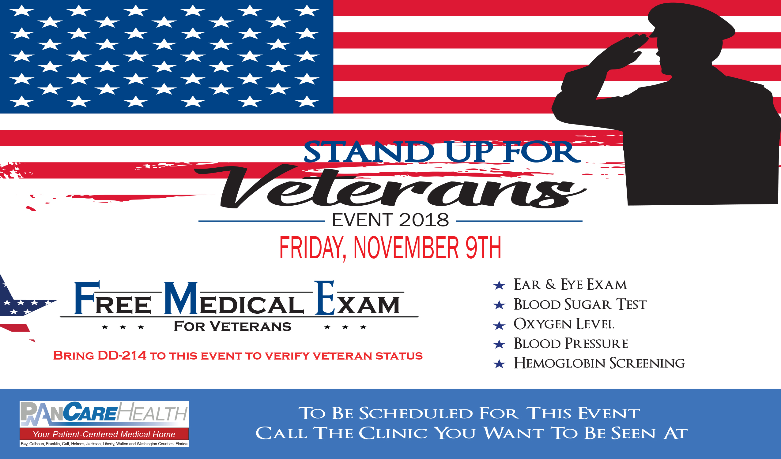 Stand Up To Veterans Medical
